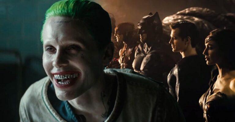 Liga da Justiça   Jared Leto voltará como Coringa no Snyder Cut