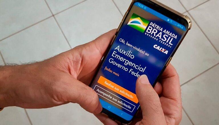 Novo calendário do auxílio emergencial começou 30/10/2020