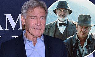 Harrison Ford presta homenagem a Sean Connery, ator que viveu o pai de Indiana Jones