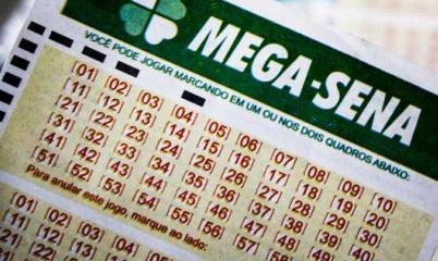 Proximo sorteio da MEGA SENA pode pagar 50 mi