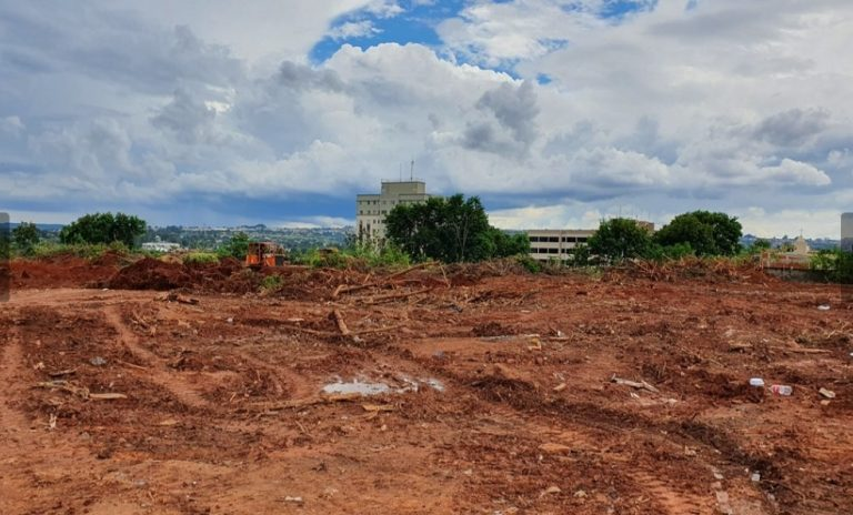 Guará vai ganhar novo parque com espaços verdes e de convivência