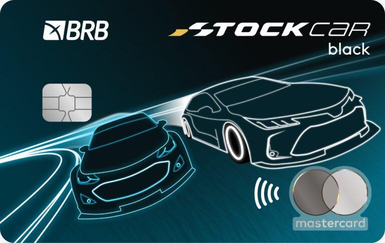 BRB e Stock Car lançam cartão de crédito personalizado