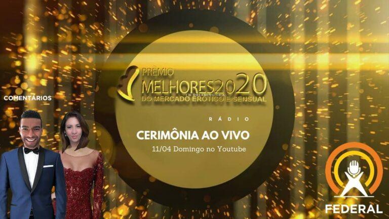 PRÊMIO MELHORES DO MERCADO ERÓTICO E SENSUAL 2020