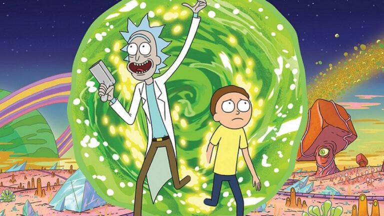 Rick and Morty ganha trailer com muitas cenas da 5ª temporada