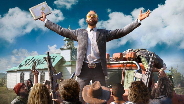 Far Cry 5 estará de graça em todas plataformas a partir do dia 5